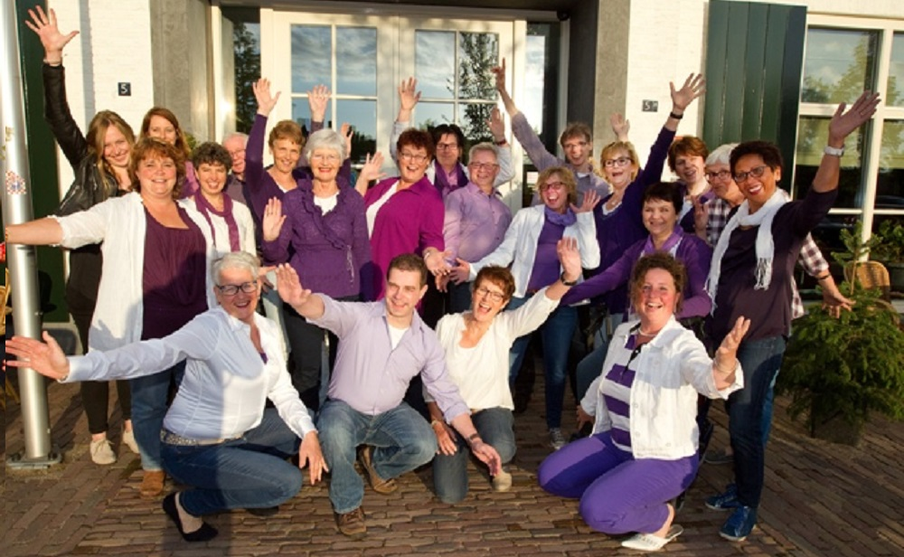 Zanggroep Joy