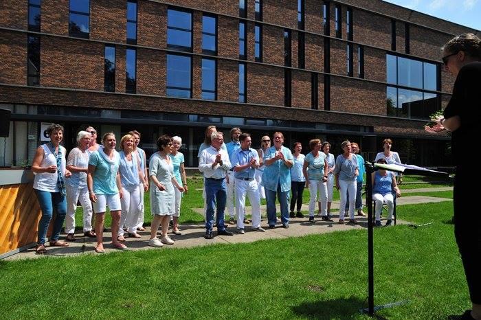 2016 Tilburg in koor