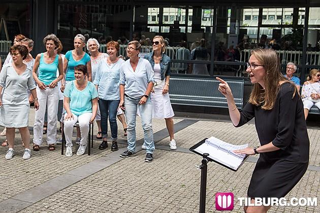 Zanggroep Joy - Imke en dames